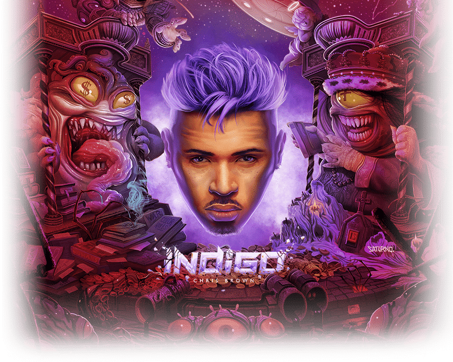 indigo Chris Brown 2019